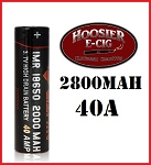 EFAN 2800mAh 40A 18650 IMR battery