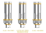 Replacement coils for Aspire Cleito