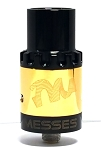 Authentic Black and Gold Twisted Messes RDA by Comp Vape